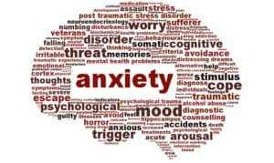 Anxiety Depression Worry Disorder